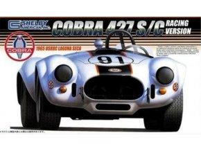 Fujimi Shelby Cobra 427 S/C 1965 1:24 12092