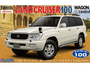 Fujimi Toyota Land Cruiser 100 Wagon 1:24 038001