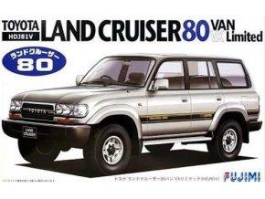 Fujimi TOYOTA Land Cruiser 80 Van 1:24 037950