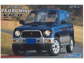 Fujimi Mitsubishi Pajero Mini VR-II 1:24 038575