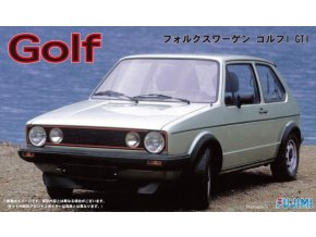 Fujimi Golf I GTI 1:24 126098