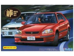 Fujimi Honda Civic 1:24 046037