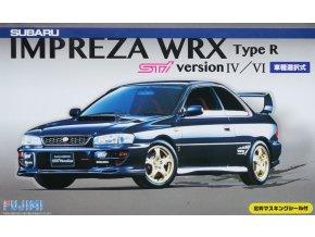 Fujimi Subaru Impreza WRX Sti 1:24 039398