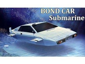 Fujimi Lotus Esprit Bond Car Submarine 1:24 091921