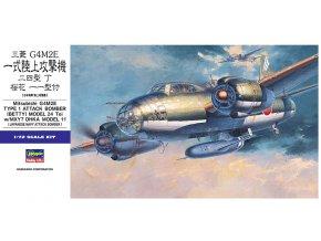 Hasegawa Mitsubishi G4M2E T.1 (Betty) 1:72 00550