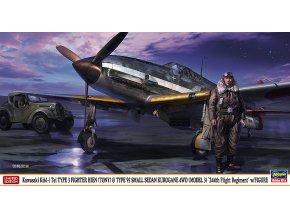 Hasegawa Ki-61-I Tei Type 3 Hien (Tony) 1:48 07404