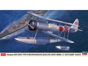 Hasegawa E8N1/E8N2 Dave Model 1/2 Yamato 1:48 07453
