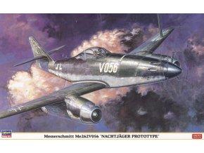 Hasegawa Messerschmitt Me262 V056 Nachtjager Prototyp 1:32 08237