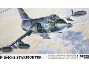 Hasegawa F-104G/S World Starfighter 1:32 08061