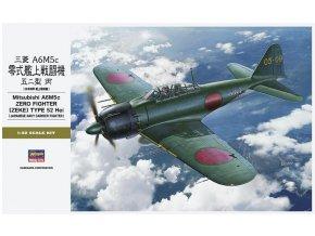 Hasegawa Mitsubishi A6M5c Zero (Zeke) Type 52 Hei 1:32 05000