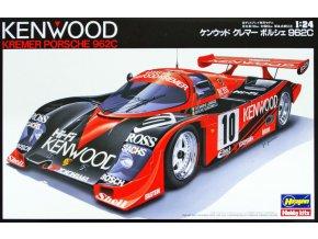 Hasegawa Kenwood Kremer Porsche 962C 1:24 20287