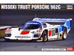 Hasegawa Porsche 962C Nisseki Trust 1:24 20298