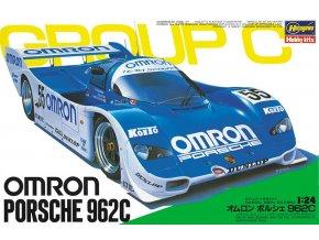 Hasegawa Omron Porsche 962C 1:24 20280