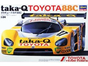 Hasegawa taka-Q Toyota 88C 1:24 20237