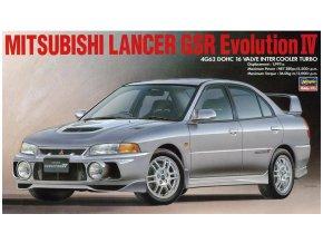 Hasegawa Misubishi Lancer GSR Evolution IV 1:24 20257