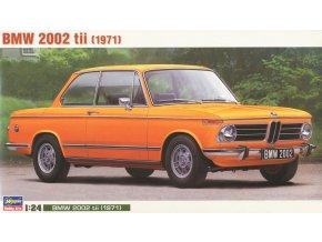 Hasegawa BMW 2002 tii 1971 1:24 21123