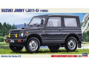 Hasegawa Suzuki Jimny 1995 1:24 21122