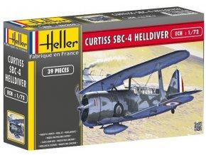 Heller Curtiss SBC-4 Helldiver 1:72 80285