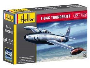Heller F84-G Thunderjet 1:72 80278