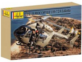 Heller EUROCOPTER UH-72A Lakota 1:72 80379