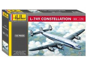 Heller L-749 CONSTELLATION 1:72 80310