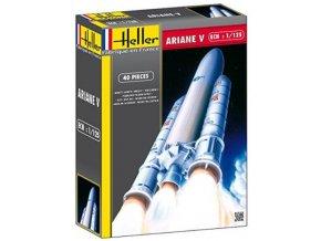 Heller Ariane V 1:125 80441