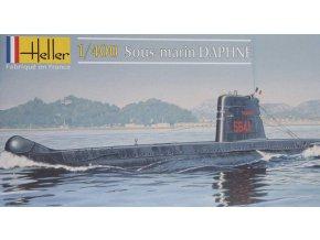 Heller Sous - marin Daphné 1:400 81069