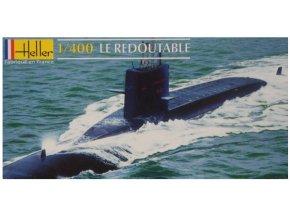 Heller Le Rebdoutables S/M 1:400 81075