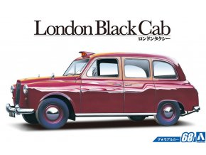 Aoshima London Black Cab 1:24 054871