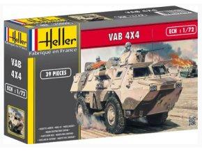 Heller VAB 4X4 1:72 79898