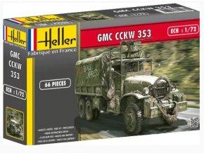 Heller GMC CCKW 353 1:72 79996