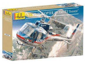 Heller Eurocopter AS 350B3 Everest 1:48 80488