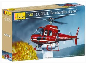 Heller Ecureuil Bombardier d'eau 1:48 80485