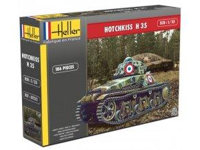 Heller Hotchkiss H 35 1:35 81132