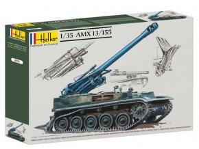 Heller AMX 13/155 1:35 81151