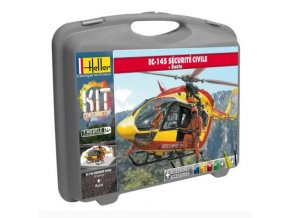 Heller EC-145 Sécurité Civile  Model set 1:72 60375