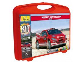 Heller Peugeot 307 WRC 2004 Model set 1:43 60115