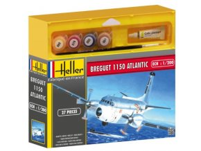 Heller Breguet 1150 Atlantic model set 1:200 49072