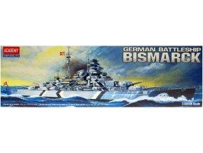 Academy Bismarck 1:800 14218
