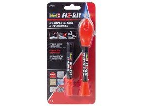 Revell lepidlo Fix-Kit UV (4g) 39625
