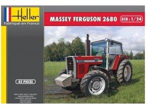 Heller traktor Massey Ferguson 2680 1:24 81402
