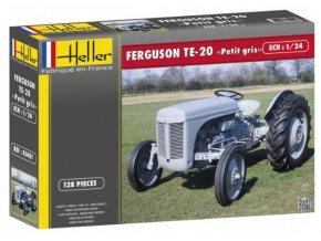 Heller traktor Ferguson TE-20 1:24 81401