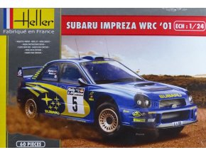 Heller Subaru Impreza WRC 01 1:24 80761