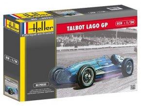 Heller Talbot Lago GP 1:24 80721