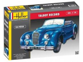 Heller Talbot Record 1:24 80711
