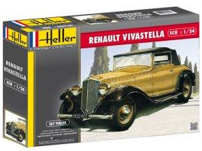 Heller Renault Vivastella 1:24 80724