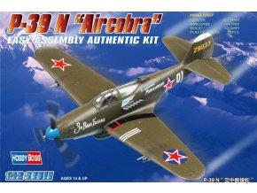 Hobby Boss P-39 N Aircobra 1:72 80234