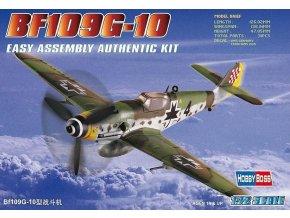 Hobby Boss Bf109G-10 1:72 80227