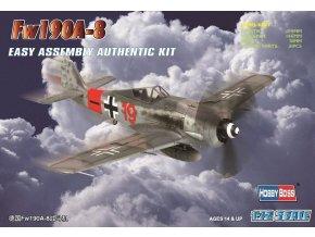 Hobby Boss Fw 190A-8 1:72 80244