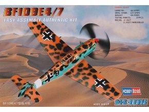 Hobby Boss Bf109E-4/7 1:72 80254
